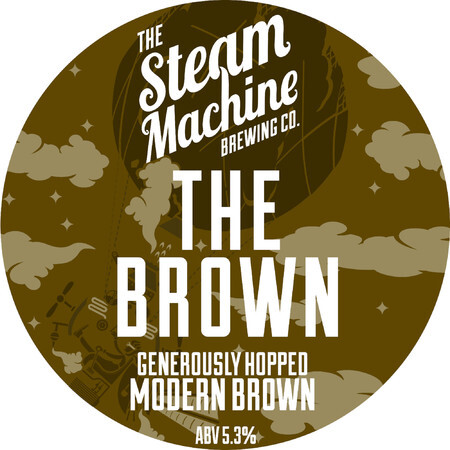 Steam Machine Brewing Co The Brown – Buy Beer online on EeBriaTrade.com