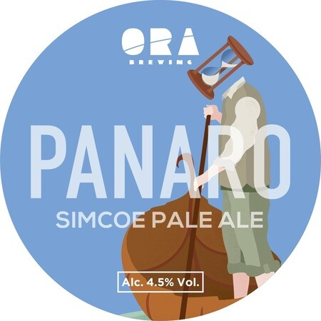 ORA Brewing Company Panaro Simcoe coast pale – Buy Beer online on EeBriaTrade.com