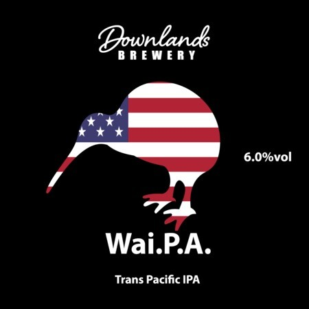 Downlands Brewery Wai P A – Buy Beer online on EeBriaTrade.com