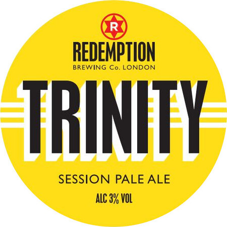 Redemption Brewing Co Trinity Session Pale – Buy Beer online on EeBriaTrade.com