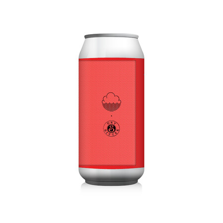 Cloudwater Brew Co Red Mobile Speaker (CANS) – Buy Beer online on EeBriaTrade.com