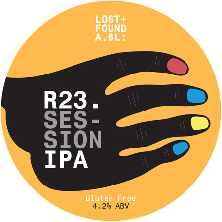 Lost+Found A.BL R23. Session IPA. Hold It Down – Buy Beer online on EeBriaTrade.com