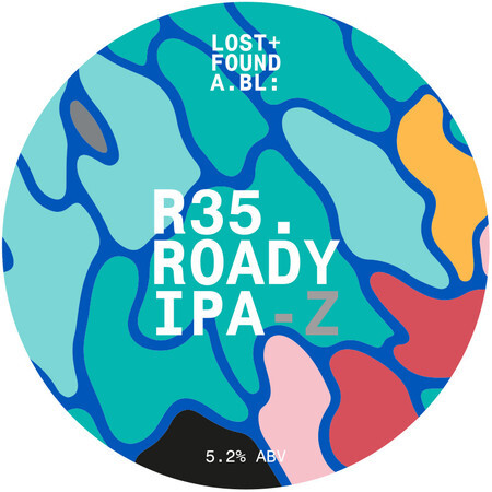 Lost+Found A.BL R35. Roady IPA – Buy Beer online on EeBriaTrade.com