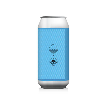 Cloudwater Brew Co Blue Mobile Speaker (CANS) – Buy Beer online on EeBriaTrade.com