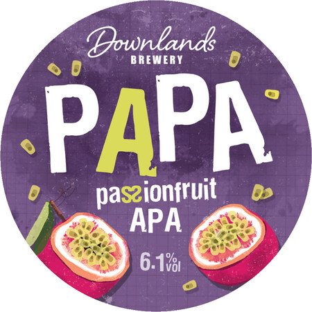 Downlands Brewery PAPA – Buy Beer online on EeBriaTrade.com