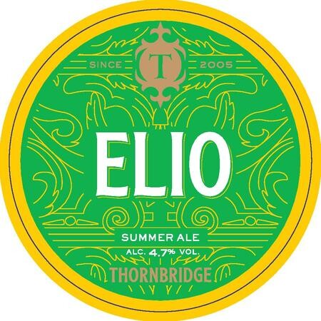 Thornbridge Brewery Elio – Buy Beer online on EeBriaTrade.com