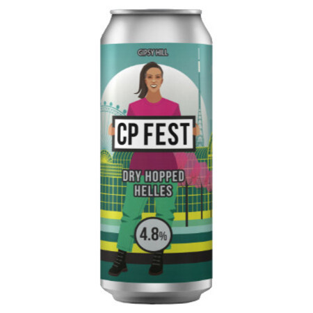 Gipsy Hill Brewing Co CP Fest  – Buy Beer online on EeBriaTrade.com