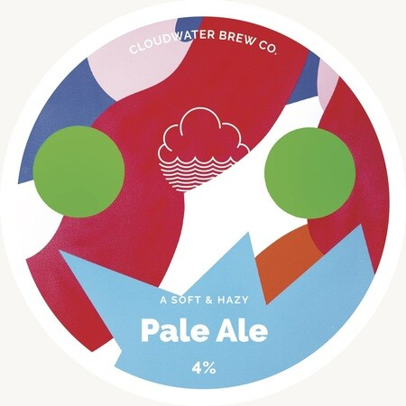 Cloudwater Brew Co Pale Ale (G. 649) (KEG) – Buy Beer online on EeBriaTrade.com