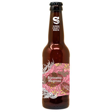 Siren Craft Brew Ristretto Negroni (Project Barista 2019 with Climpsons & Sons) – Buy Beer online on EeBriaTrade.com
