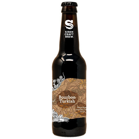 Siren Craft Brew Bourbon Turkish (Project Barista 2019 with Redemption Roasters) – Buy Beer online on EeBriaTrade.com