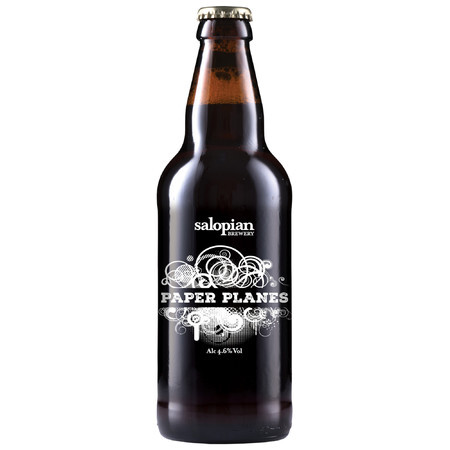 Salopian Brewery Paper Planes  – Buy Beer online on EeBriaTrade.com