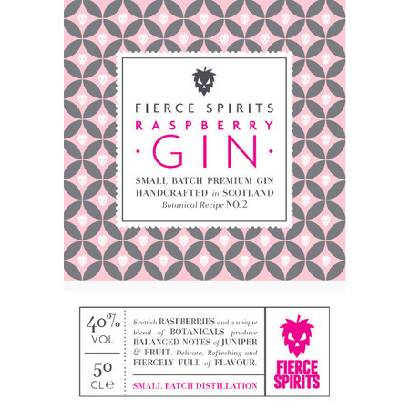 Fierce Beer Raspberry Gin & Tonic – Buy Pre-mixed drinks online on EeBriaTrade.com