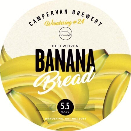 Campervan Brewery Banana Bread – Buy Beer online on EeBriaTrade.com