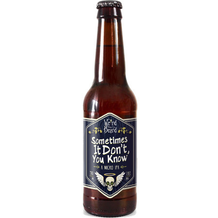 Weird Beard Brew Co Sometimes It Don't, You Know – Buy Beer online on EeBriaTrade.com