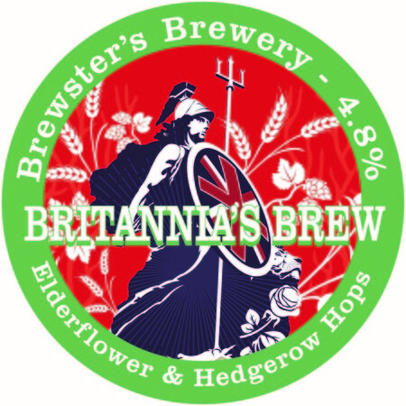 Brewsters Brewing Co Britannia's Brew – Buy Beer online on EeBriaTrade.com