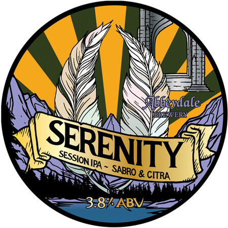 Abbeydale Brewery Serenity - Citra & Sabro  – Buy Beer online on EeBriaTrade.com