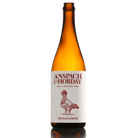 Anspach & Hobday The Rauchwein - Smoked Barleywine  – Buy Beer online on EeBriaTrade.com