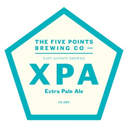 Five Points Brewing Company Five Points XPA – Buy Beer online on EeBriaTrade.com