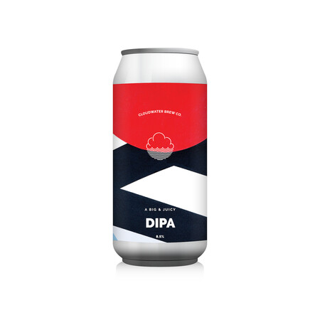 Cloudwater Brew Co DIPA (G. 654) (CANS) – Buy Beer online on EeBriaTrade.com