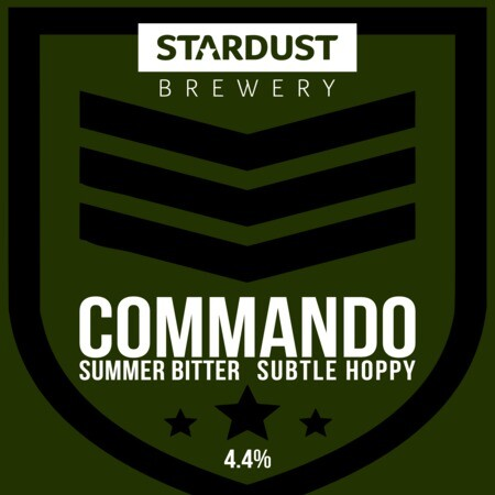 Stardust Brewery Commando – Buy Beer online on EeBriaTrade.com
