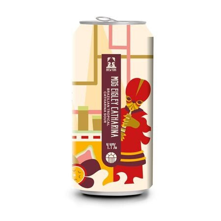 Brew York Mos Eisley Catharina (Cans) – Buy Beer online on EeBriaTrade.com