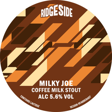 Ridgeside Brewing Co MILKY JOE – Buy Beer online on EeBriaTrade.com