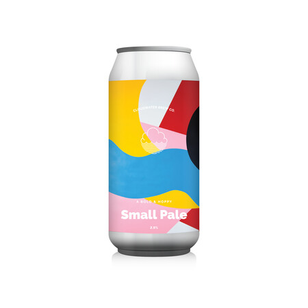 Cloudwater Brew Co Small Pale (G. 720) (CANS) – Buy Beer online on EeBriaTrade.com
