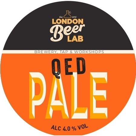 London Beer Lab Q.E.D.  – Buy Beer online on EeBriaTrade.com