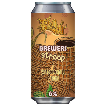 Totally Brewed Brewers Stroop – Buy Beer online on EeBriaTrade.com