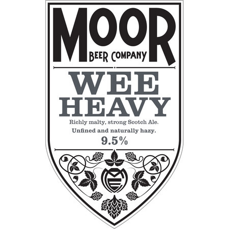 Moor Beer Company Wee Heavy – Buy Beer online on EeBriaTrade.com