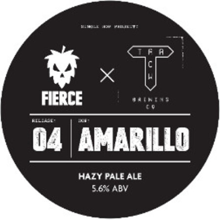 Fierce Beer Single Hop Project 04: Amarillo – Buy Beer online on EeBriaTrade.com