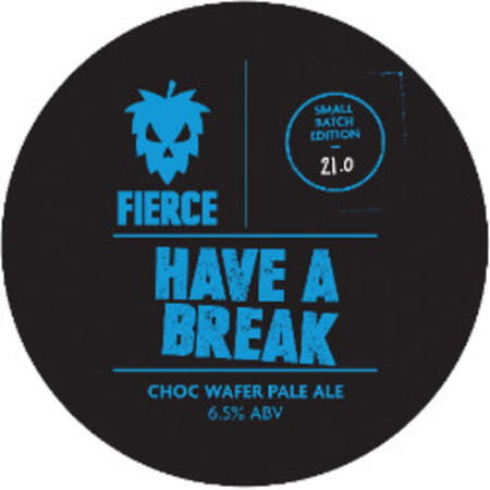 Fierce Beer Have A Break – Buy Beer online on EeBriaTrade.com