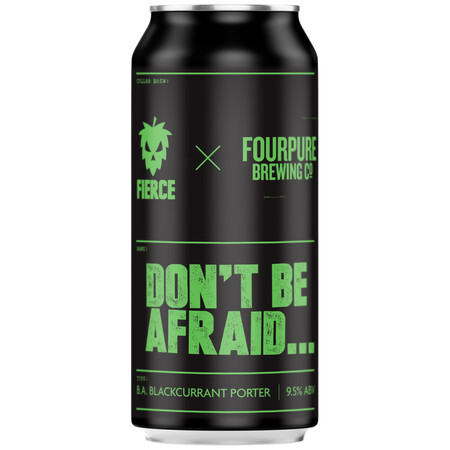 Fierce Beer Don't Be Afraid – Buy Beer online on EeBriaTrade.com
