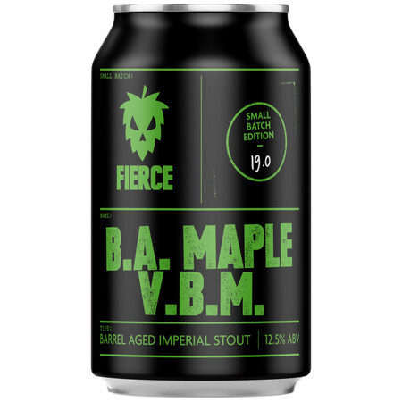 Fierce Beer B.A. Maple V.B.M – Buy Beer online on EeBriaTrade.com