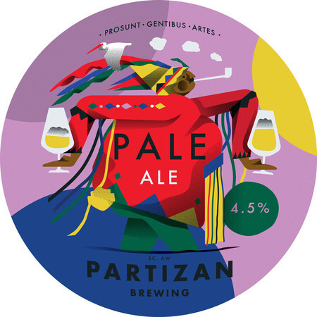 Partizan Brewing Pale Ale (Ekuanot) – Buy Beer online on EeBriaTrade.com