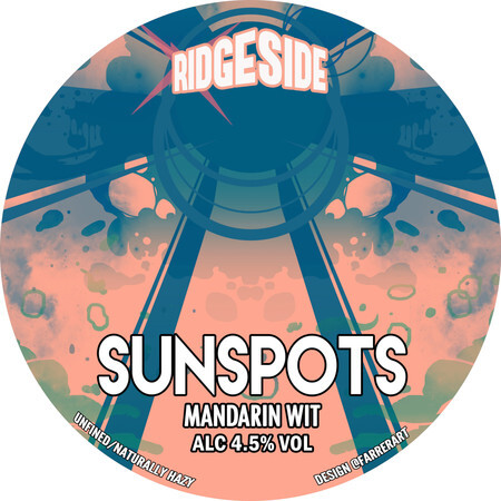Ridgeside Brewing Co SUNSPOTS – Buy Beer online on EeBriaTrade.com