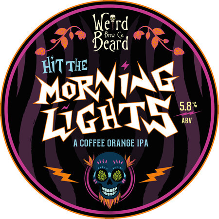 Weird Beard Brew Co Hit The Morning Lights – Buy Beer online on EeBriaTrade.com