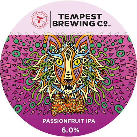 Tempest Brewing Co The Wolf Of Selkirk – Buy Beer online on EeBriaTrade.com