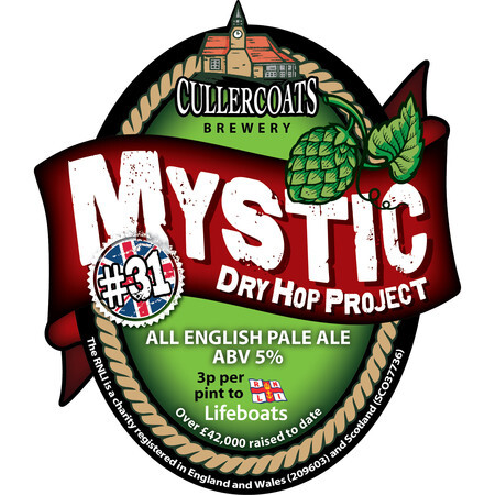 Cullercoats Brewery Mystic – Buy Beer online on EeBriaTrade.com