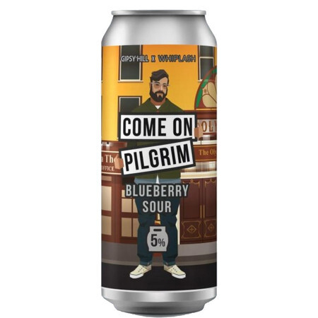 Gipsy Hill Brewing Co Come on Pilgrim  (Whiplash Collab) – Buy Beer online on EeBriaTrade.com