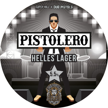 Gipsy Hill Brewing Co Pistolero – Buy Beer online on EeBriaTrade.com