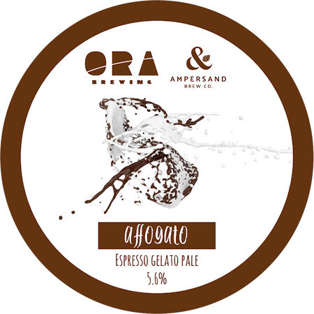 ORA Brewing Company Affogato gelato – Buy Beer online on EeBriaTrade.com