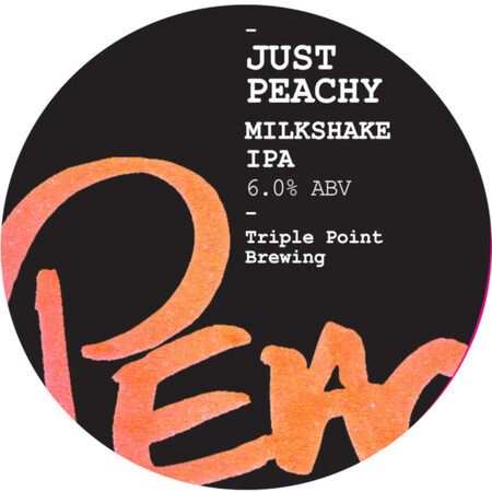 Triple Point Brewing Just Peachy  – Buy Beer online on EeBriaTrade.com