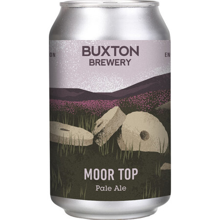 Buxton Brewery Moor Top – Buy Beer online on EeBriaTrade.com