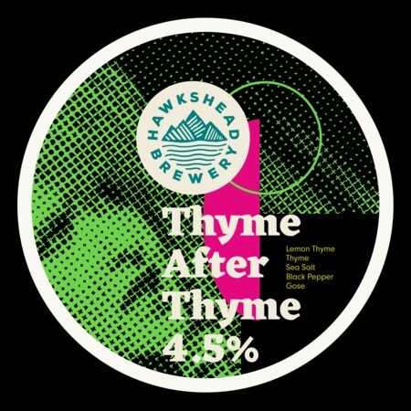 Hawkshead Brewery Thyme After Thyme – Buy Beer online on EeBriaTrade.com