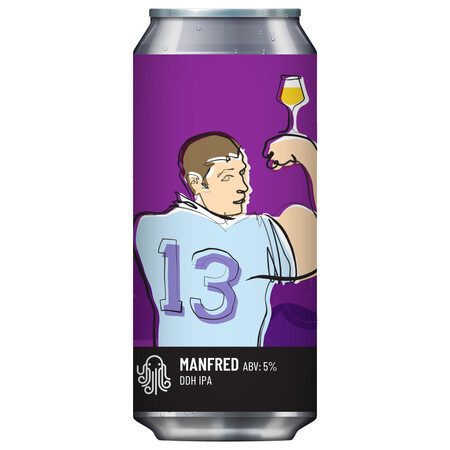 Time and Tide Brewing Manfred DDH IPA – Buy Beer online on EeBriaTrade.com