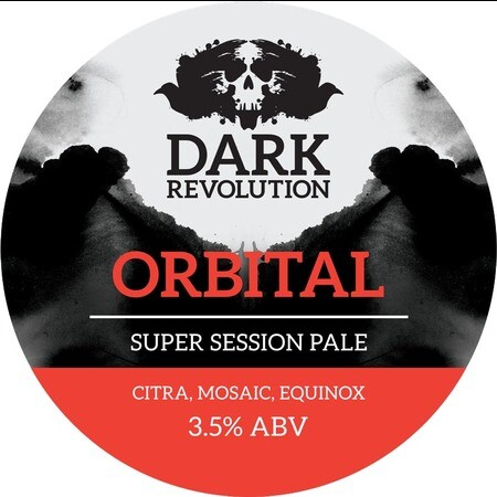 Dark Revolution Orbital – Buy Beer online on EeBriaTrade.com