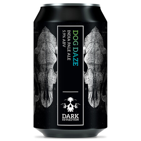 Dark Revolution Dog Daze – Buy Beer online on EeBriaTrade.com