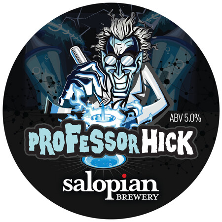 Salopian Brewery PROFESSOR HICK  – Buy Beer online on EeBriaTrade.com