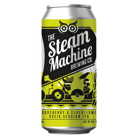 Steam Machine Brewing Co Thor's Cordial – Buy Beer online on EeBriaTrade.com
